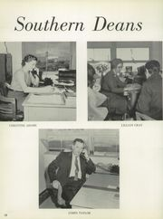 Page 14, 1958 Edition, Southern High School - Southerner Yearbook (Louisville, KY) online yearbook collection