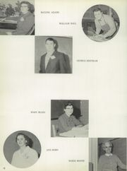 Page 16, 1958 Edition, Southern High School - Southerner Yearbook (Louisville, KY) online yearbook collection