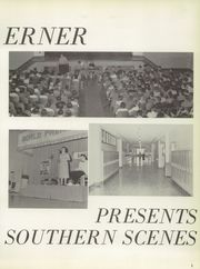 Page 7, 1958 Edition, Southern High School - Southerner Yearbook (Louisville, KY) online yearbook collection