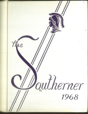 1968 Edition, Southern High School - Southerner Yearbook (Louisville, KY)