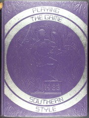 1983 Edition, Southern High School - Southerner Yearbook (Louisville, KY)
