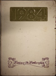 1984 Edition, Southern High School - Southerner Yearbook (Louisville, KY)