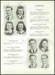 Page 17, 1944 Edition, Lloyd Memorial High School - Spectator Yearbook (Erlanger, KY) online yearbook collection
