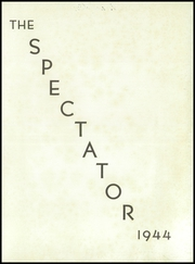 Page 3, 1944 Edition, Lloyd Memorial High School - Spectator Yearbook (Erlanger, KY) online yearbook collection