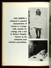 Page 14, 1971 Edition, Lafayette High School - Marquis Yearbook (Lexington, KY) online yearbook collection