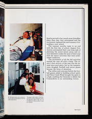 Page 9, 1987 Edition, Lafayette High School - Marquis Yearbook (Lexington, KY) online yearbook collection