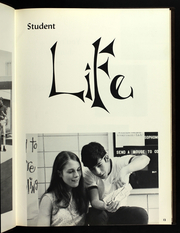 Page 17, 1970 Edition, Tates Creek High School - Compass Yearbook (Lexington, KY) online yearbook collection