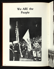 Page 6, 1970 Edition, Tates Creek High School - Compass Yearbook (Lexington, KY) online yearbook collection