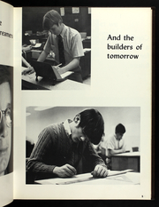 Page 9, 1970 Edition, Tates Creek High School - Compass Yearbook (Lexington, KY) online yearbook collection