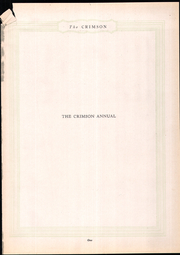 Page 5, 1927 Edition, Dupont Manual Training High School - Crimson Yearbook (Louisville, KY) online yearbook collection