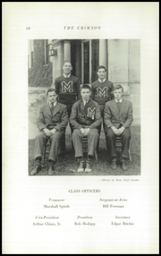Page 16, 1940 Edition, Dupont Manual Training High School - Crimson Yearbook (Louisville, KY) online yearbook collection