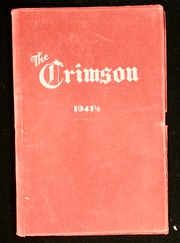 1941 Edition, Dupont Manual Training High School - Crimson Yearbook (Louisville, KY)