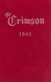 1943 Edition, Dupont Manual Training High School - Crimson Yearbook (Louisville, KY)