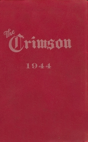 1944 Edition, Dupont Manual Training High School - Crimson Yearbook (Louisville, KY)