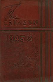 1945 Edition, Dupont Manual Training High School - Crimson Yearbook (Louisville, KY)