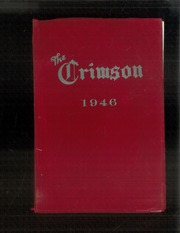 1946 Edition, Dupont Manual Training High School - Crimson Yearbook (Louisville, KY)