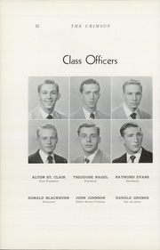 Page 16, 1949 Edition, Dupont Manual Training High School - Crimson Yearbook (Louisville, KY) online yearbook collection