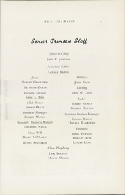 Page 7, 1949 Edition, Dupont Manual Training High School - Crimson Yearbook (Louisville, KY) online yearbook collection