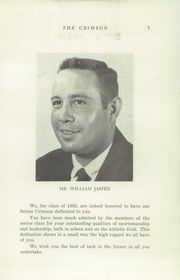 Page 9, 1955 Edition, Dupont Manual Training High School - Crimson Yearbook (Louisville, KY) online yearbook collection