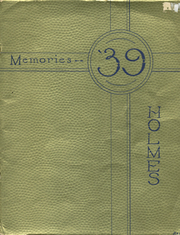1939 Edition, Holmes High School - Lest We Forget Yearbook (Covington, KY)