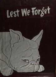1951 Edition, Holmes High School - Lest We Forget Yearbook (Covington, KY)