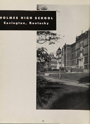 Page 16, 1951 Edition, Holmes High School - Lest We Forget Yearbook (Covington, KY) online yearbook collection