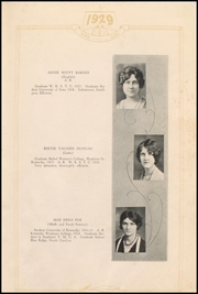 Page 11, 1929 Edition, Henderson County High School - Countian Yearbook (Henderson, KY) online yearbook collection