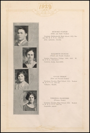 Page 12, 1929 Edition, Henderson County High School - Countian Yearbook (Henderson, KY) online yearbook collection