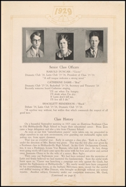 Page 13, 1929 Edition, Henderson County High School - Countian Yearbook (Henderson, KY) online yearbook collection