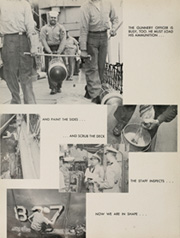 Page 10, 1961 Edition, Damato (DDE 871) - Naval Cruise Book online yearbook collection