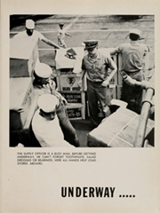 Page 9, 1961 Edition, Damato (DDE 871) - Naval Cruise Book online yearbook collection