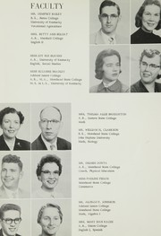 Page 10, 1958 Edition, Boyd County High School - Heritage Yearbook (Ashland, KY) online yearbook collection