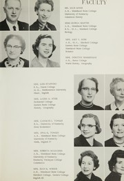 Page 11, 1958 Edition, Boyd County High School - Heritage Yearbook (Ashland, KY) online yearbook collection