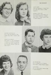 Page 16, 1958 Edition, Boyd County High School - Heritage Yearbook (Ashland, KY) online yearbook collection