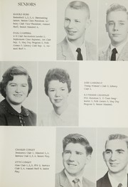 Page 17, 1958 Edition, Boyd County High School - Heritage Yearbook (Ashland, KY) online yearbook collection