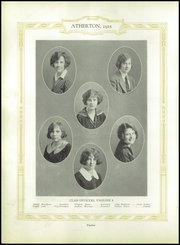 Page 16, 1925 Edition, Atherton High School - Annual Yearbook (Louisville, KY) online yearbook collection