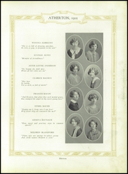Page 17, 1925 Edition, Atherton High School - Annual Yearbook (Louisville, KY) online yearbook collection