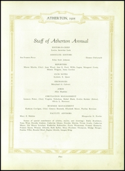 Page 9, 1925 Edition, Atherton High School - Annual Yearbook (Louisville, KY) online yearbook collection