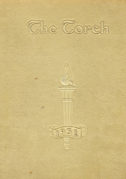 1951 Edition, Atherton High School - Annual Yearbook (Louisville, KY)