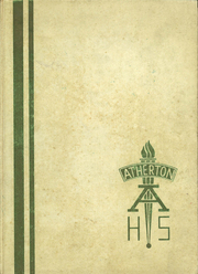 1960 Edition, Atherton High School - Annual Yearbook (Louisville, KY)