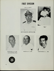 Page 16, 1968 Edition, Damato (DD 871) - Naval Cruise Book online yearbook collection