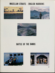 Page 47, 1968 Edition, Damato (DD 871) - Naval Cruise Book online yearbook collection