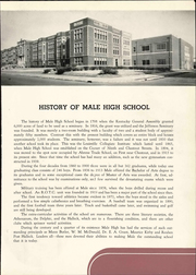 Page 11, 1940 Edition, Louisville Male High School - Bulldog Yearbook (Louisville, KY) online yearbook collection