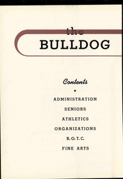 Page 6, 1940 Edition, Louisville Male High School - Bulldog Yearbook (Louisville, KY) online yearbook collection