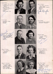 Page 15, 1946 Edition, Simon Kenton High School - Pioneer Yearbook (Independence, KY) online yearbook collection