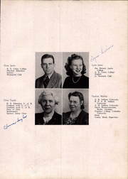 Page 17, 1946 Edition, Simon Kenton High School - Pioneer Yearbook (Independence, KY) online yearbook collection