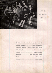 Page 6, 1946 Edition, Simon Kenton High School - Pioneer Yearbook (Independence, KY) online yearbook collection