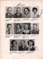 Page 12, 1947 Edition, Simon Kenton High School - Pioneer Yearbook (Independence, KY) online yearbook collection