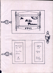 Page 5, 1947 Edition, Simon Kenton High School - Pioneer Yearbook (Independence, KY) online yearbook collection