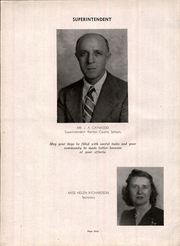 Page 8, 1947 Edition, Simon Kenton High School - Pioneer Yearbook (Independence, KY) online yearbook collection